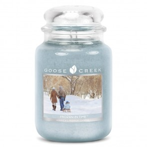 Frozen In Time Scented 24oz Candle Jar