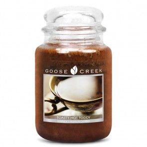 Toasty Hot Toddy Scented 24oz Candle Jar