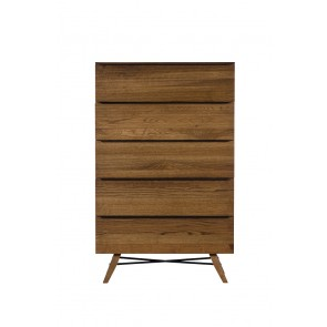 Arya 5 Drawer Tall Chest