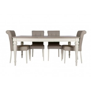 Aspen Dining Table 4-6 Extension