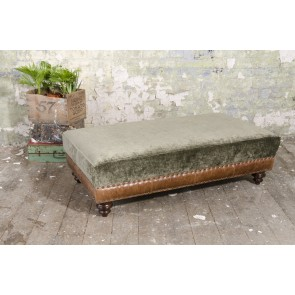 Constable Large Rectangular Stool