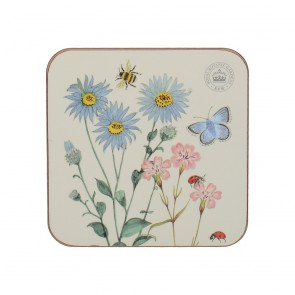 Kew Meadow Bugs Coasters Set of 6