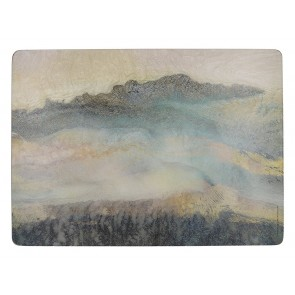 Lustre Mineral Placemats Set of 6