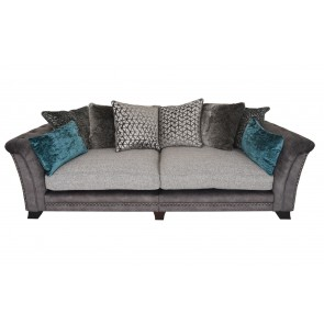 Splendour 4 Seater Split Sofa