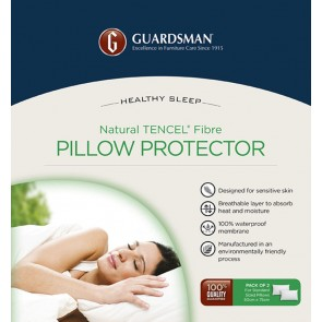 Guardsman Natural Pillow Protector