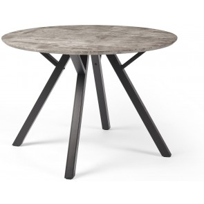 Technique Round Dining Table
