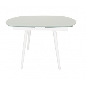 Twist Dining Table - White