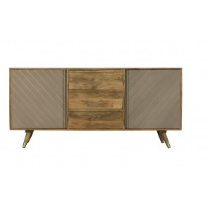 Geo Wide Sideboard