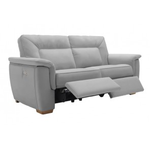 Elliot 3 Seater Manual Recliner