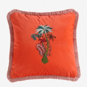 Emma J Shipley Jungle Palms Cushion