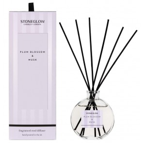 Plum Blossom & Musk Reed Diffuser