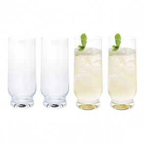 Dartington Home Bar Long Drink 4 Pack