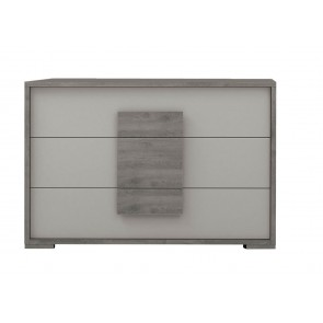 Santiago 3 Drawer Chest