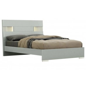 Metro Double Bedframe with LED Lights