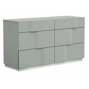 Metro Wide 6 Drawer Chest