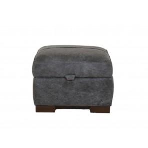 Alonzo Square Storage Pouffe