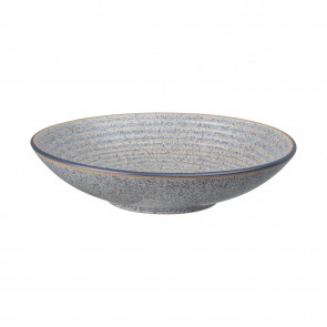 Denby Studio Grey Ridged Medium Bowl