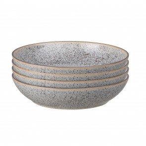 Denby Studio Grey Pasta Bowl - Set of 4