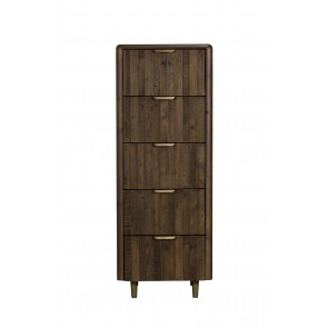 Desire 5 Drawer Tall Chest
