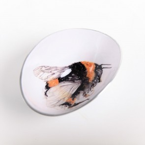 Bee Oval Bowl Small