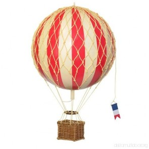 Floating the Skies Balloon - True Red