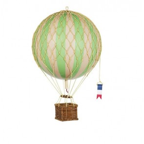 Floating the Skies Balloon - True Green