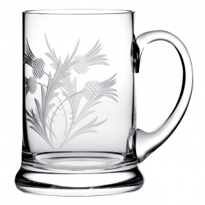 Flower of Scotland Tankard - 1 Pint