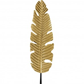 Gold Leaf Wall Decoration - Small