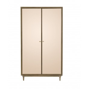 Rose Double Wardrobe