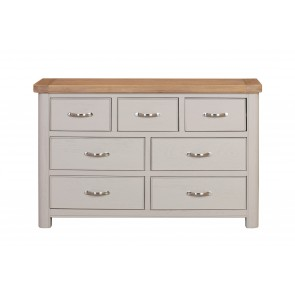 Alesund Painted 3 Over 4 Chest