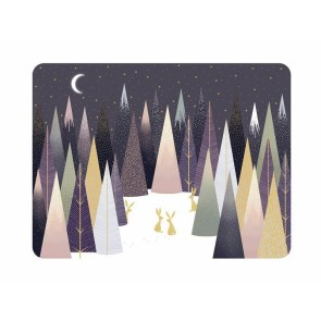 Pines Placemats - Set of 4
