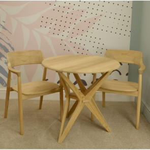 Shoreditch Round Dining Table