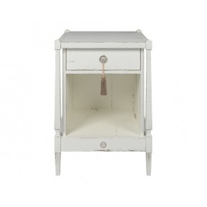 Cecilia 1 Drawer Bedside Chest