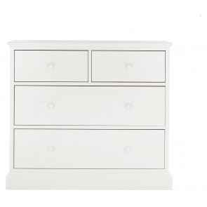 Arctic 2 Over 2 Drawer Chest