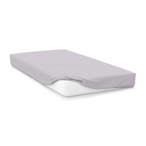 Cotton Polyester Fitted Sheet - Cloud