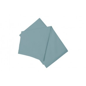 Cotton Polyester Flat Sheet - Teal