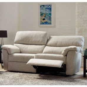 Carina 3 Seater Reclining Sofa
