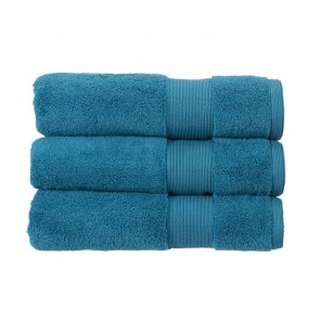Christy Carnival Towels - Peacock