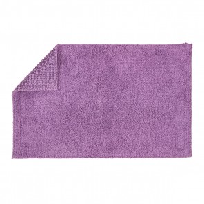 Christy Reversible Bath Rugs - Orchid