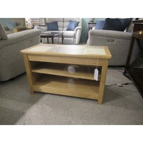 Beaumont Straight Small TV Unit