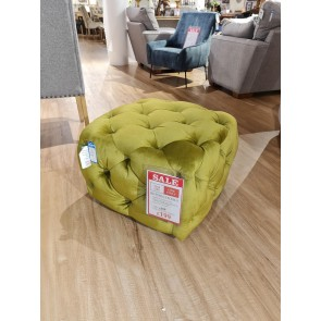 Button Footstool