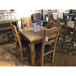 Chester Flip Top Table Set