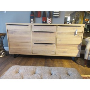 Helsinki 3 Section Sideboard