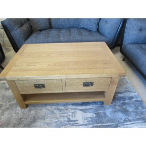 Chester large coffee table