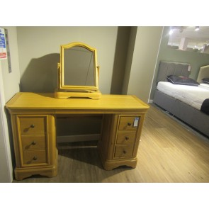 Auvergne Dressing table and Mirror