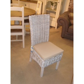 Maya Rattan Dining Chair