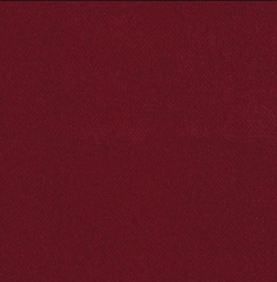 7351 Red Lux Plain Velvet